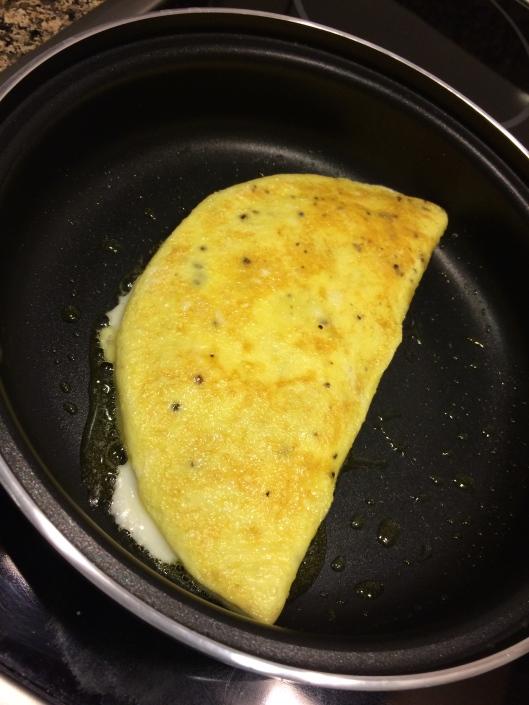 #SelfieSunday Omelette